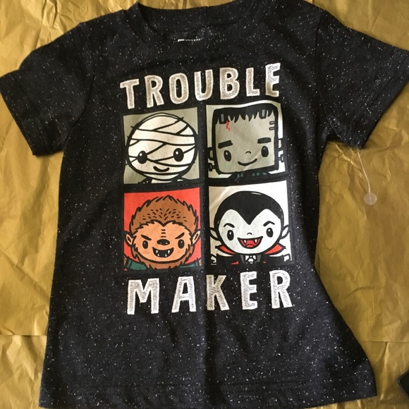 9316971c7 Hybrid & company Shirts & Tops | 3t Lil Monsters Universal Studios ...